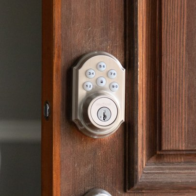 Bloomington security smartlock