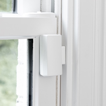 Bloomington security window sensor